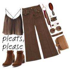 browny pleats