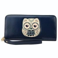 Valentine's day gifts,Gifts for Women!!! easygogo®Womens Owl Print Bifold Long Zip Around Clutch Wallet Best Friends Gifts for Women Christmas Gifts Ideas (Green)   Specifications: Color: Black / White / Blue / Silver / Coffee / Champagne Material: Satin & Rhinestones Size: 28 x 5 x 12cm Use: Clutch Read  more http://themarketplacespot.com/electronic/valentines-day-giftsgifts-for-women-easygogowomens-owl-print-bifold-long-zip-around-clutch-wallet-best-friends-gifts-for-women