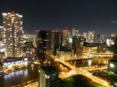 Nakanoshima night 2