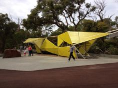Rio Tinto Naturescape, Kings Park - Buggybuddys guide for families in Perth Kings Park, Dad Day, Geometric Form, Public Spaces, Perth, Outdoor Gear, Rio, Families, Places To Go