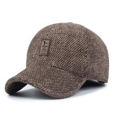 9c743e99 $20.94 - Woolen Knitted Design Winter Baseball Cap (Buy this item for FREE  SHIPPING)