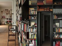 shelves upon shelves....