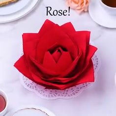 / lot Table Napkin Square Satin Fabric – knitting is as easy as … – Modern Diy Crafts Hacks, Diy Home Crafts, Diy Projects, Diy Gifts, Homemade, Table Decorations, Tableware, Creative, Table Napkin