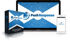 Push Response Review - Push Response is the software which allows you to build a list of people who visited a website and to contact them back directly on their computer desktops and android devices without the use of email or retargeting ads.