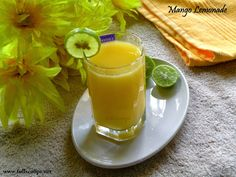 Full Scoops: Mango Lemonade