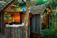 Phantom Forest eco lodge, Knysna, SOUTH AFRICA this was one of the most romantic breakaways - love love love