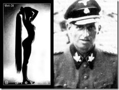 In March 1945 just before the siege of Berlin and the fall of Nazi Germany, Maria Orsitsch (Orsic), Sigrun and the VRIL SOCIETY MAIDENS disappeared as did their and SS von Braun's superior, SS General Dr. Ing. Hans Friedrich Karl Franz Kammler. SS Dr. Kammler, above, held the secret computer system and files of Nazi Germany's secret Stargate Technology flying machines, Wonder Weapons that also included the atomic bomb.[20]