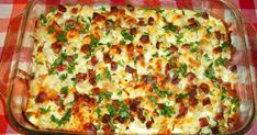 Delicious Dukan diet recipes Retete Dukan Dukan Diet Recipes, Baked Cauliflower, Hawaiian Pizza, Lasagna, Macaroni And Cheese, Baking, Breakfast, Ethnic Recipes, Food