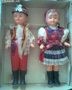 Retro krojačky panenky - obrázek číslo 2