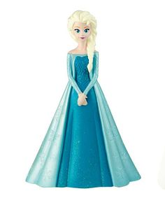 Look at this Frozen Elsa Molded Coin Bank on #zulily today!