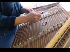 What Child Is This (Greensleeves) on hammered dulcimer by Timothy Seaman
