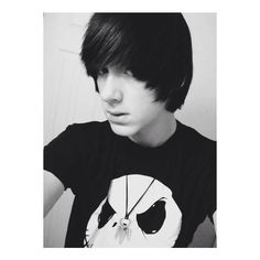 Emo Boy Diary ❤ liked on Polyvore featuring boys and people