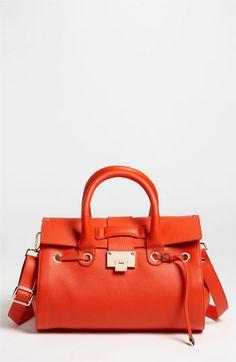 Jimmy Choo 'Rosalie' Leather Satchel