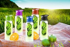 I just bought Fruit-Infusing Water Bottle - 5 Colours! (from £5.99) via @wowcher