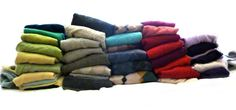 39 x Recycled Cashmere Jumper: JOBLOT Multiple Colours Ideal For Blanket Making £295.00