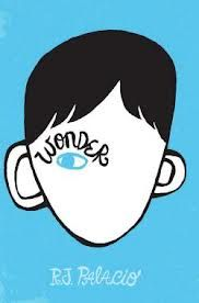 Wonder- This book reminded me of Out Of My Mind they both have a great message