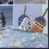 sceapbook beach pages - Google Search