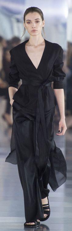 ^Amanda Wakeley Spring 2016 ~ London Fashion Week