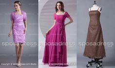 Mother of the Bride Dresses ft Sposa Dress !!  http://i-am-girly.com/fashion/mother-of-the-bride-dresses-ft-sposa-dress.html  Buy Dress 1 here - http://www.sposadress.com/cutprice-strapless-knee-length-fuchsia-mother-of-bride-dress-p-4934.html  Buy Dress 2 here - http://www.sposadress.com/exclusive-lace-and-chiffon-for-the-aline-mother-of-the-bride-dress-p-2927.html  Buy Dress 3 here…