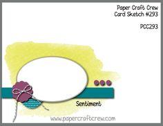 Paper Craft Crew Challenges - Weekly Paper Craft Challenges