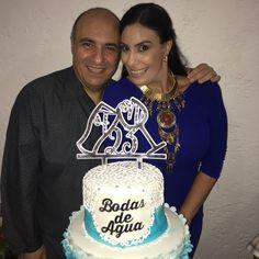Topper de torta para Aniversario