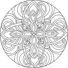 53 Best Coloring Mandalas images | Coloring pages, Adult colouring ...