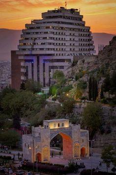 Darvaseh quoran , shiraz hotel , shiraz iran