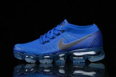 lowest price 58dac 17a43 Cheapest And Latest New Arrival Cheapest 2018-2019 NIKE AIR VAPORMAX  FLYKNIT Shoes royal blue