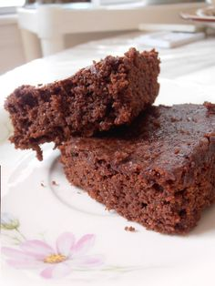 Culinary Couture: Vegan Brownies