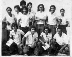 Turma de alunos de Colégio Amapaense.