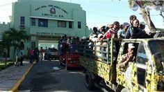 Al menos 8,300 haitianos fueron detenidos cruzaron ilegal la frontera | Cachafú.com
