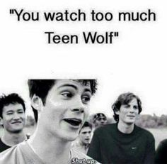teen wolf, dylan o'brien, and stiles stilinski afbeelding