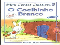 BRAGA, Margarida - O coelhinho branco by Paulo70 via authorSTREAM