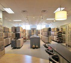 K. Powers & Company rug and carpet showroom in Needham, MA