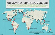 With the new missionary training center (MTC) in Mexico City, there are now 15 MTCs in the world. Which MTC did you go to?