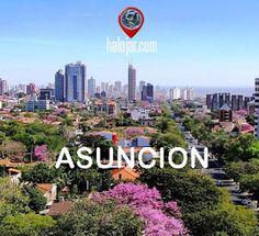 Lugares y Alojamientos: Asuncion - Paraguay