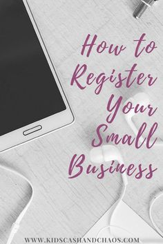 How to Register Your Small Business. Do you need to know what a DBA is or a Trademark? Check out this post about what you need to keep your small business legal in the US.