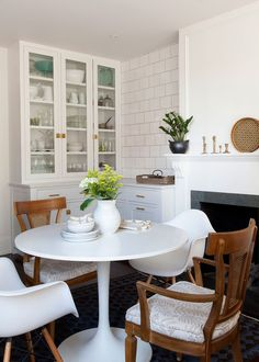 A Colonial Home with a Contemporary Twist - Home Tour - Lonny