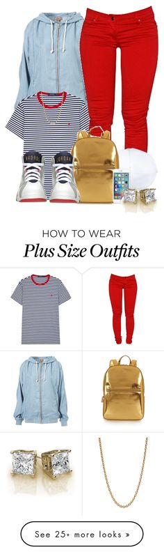 """Untitled #518"" by b-elkstone on Polyvore featuring Polo Ralph Lauren, Dollydagger, Forever 21, DKNY, Retrò and Givenchy"