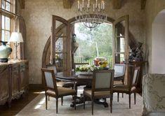 Et si le style country réchauffait votre salle à manger?
