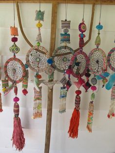 dream catchers very bohemian style