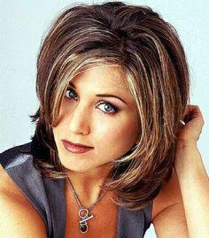 I like Jennifer Aniston's 90's look