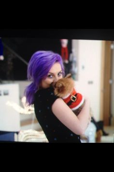Me and Hatchi!!!! #PerriesNewIconChallenge