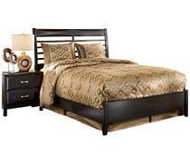 Kira Panel Bed