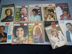 Prodám 11 ks staré nepoškozené časopisy cena