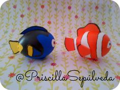 Dory & Nemo Easter eggs