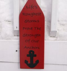 Life's Roughest Storms Prove The Strength Of Our by kbaxter225, $17.50