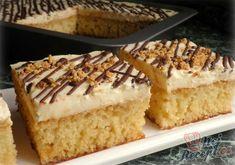 """Moji drahouškové se stoprocentní jistotou poznají, že maminka už je zase """"ve své kůži"""". V kuchyni už to zase řinčí, prská, klokotá a hlavně voníííí... :-) Autor: Danka Thing 1, Vanilla Cake, Tiramisu, Sweet Tooth, Cheesecake, Goodies, Food And Drink, Yummy Food, Sweets"""