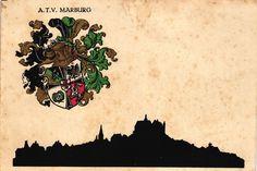 Studentika, A.T.V. Marburg, um 1910 | eBay