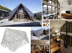 Origami | Architects: TSC Architects | Location: Mie, Japan | Area: 112 sqm | Year: 2013 |  http://www.archdaily.com/496820/origami-tsc-architects/